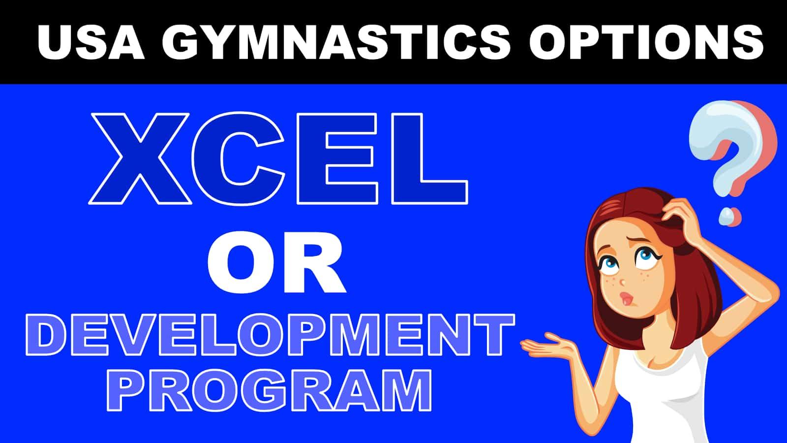 USA Gymnastics - Xcel or Development Program
